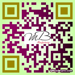 QR Code Design 1sKL0