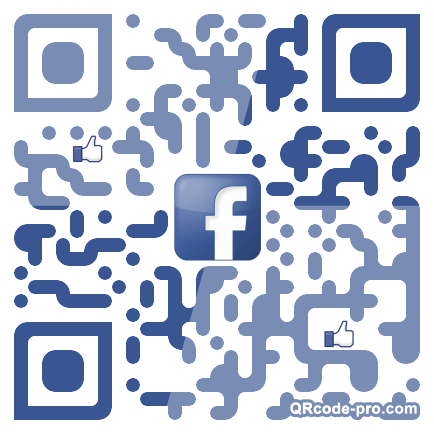 QR code with logo 1sLH0
