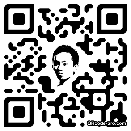 QR code with logo 1sLO0