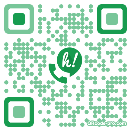QR code with logo 1sLj0