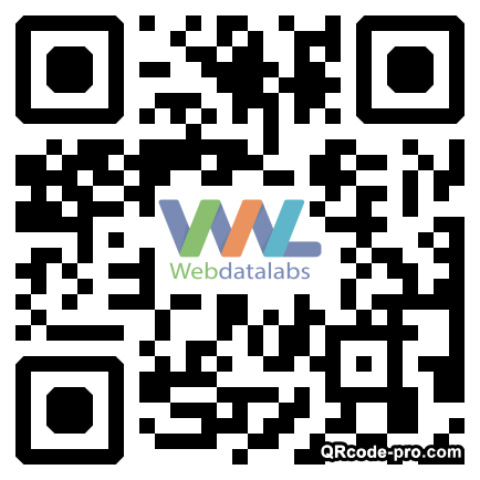 QR code with logo 1sMB0
