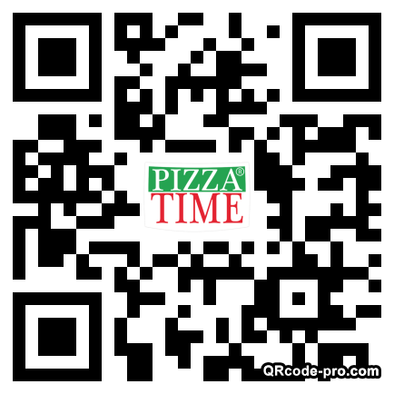 QR code with logo 1sNY0