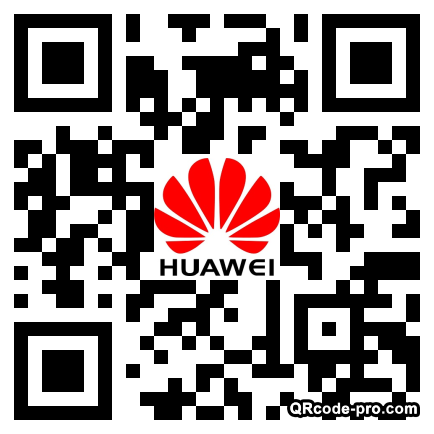 QR code with logo 1sP30