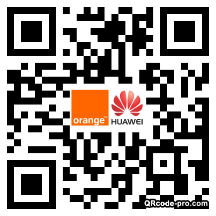 QR code with logo 1sP70