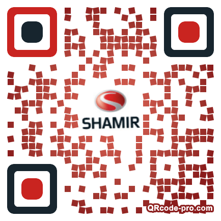 QR code with logo 1sQp0