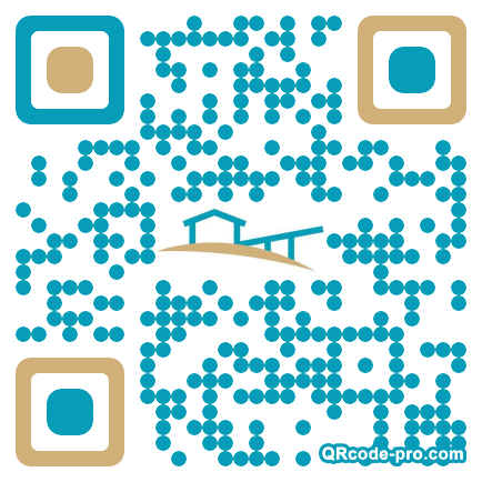 QR code with logo 1sQs0
