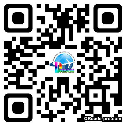 QR code with logo 1sQu0
