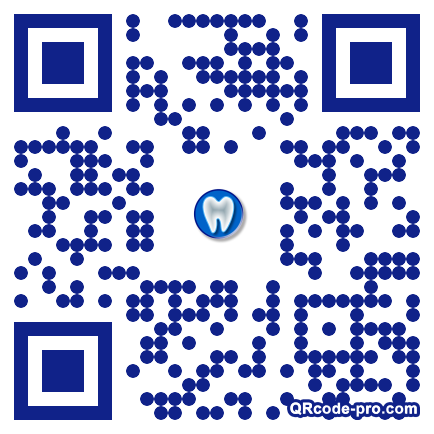 QR code with logo 1sT00