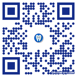 QR code with logo 1sTB0