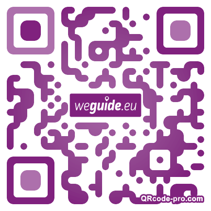 QR code with logo 1sTR0