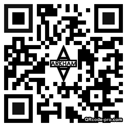 QR code with logo 1sTY0