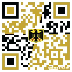 QR code with logo 1sTw0