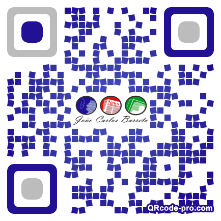 QR code with logo 1sTx0