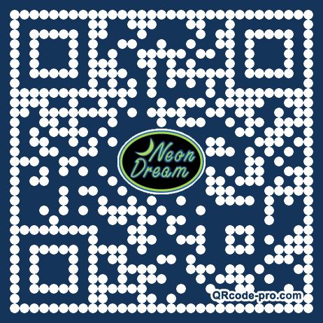 QR code with logo 1sU70