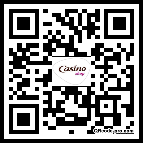 QR code with logo 1sUh0