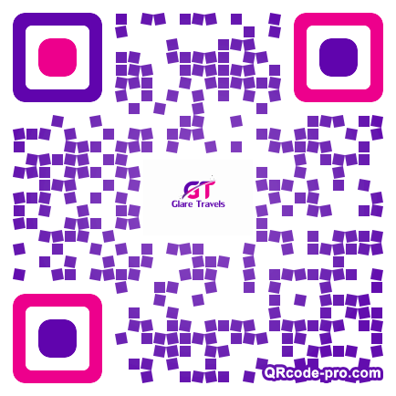 QR code with logo 1sUi0