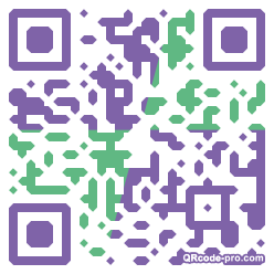 QR code with logo 1sV20