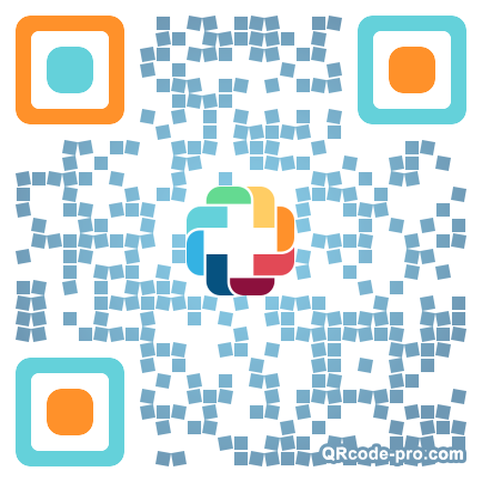QR code with logo 1sVy0
