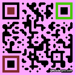 QR code with logo 1sWP0