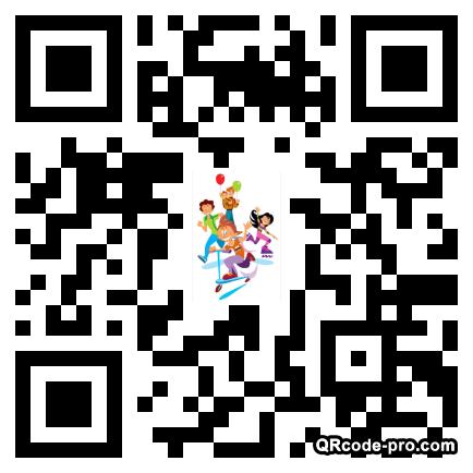 QR code with logo 1saI0