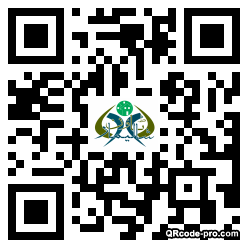 QR code with logo 1sdC0