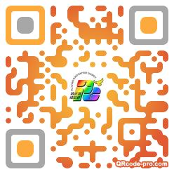 QR code with logo 1sex0