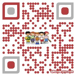 QR Code Design 1siz0
