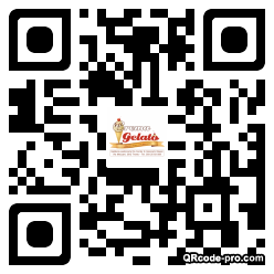 QR code with logo 1sk70