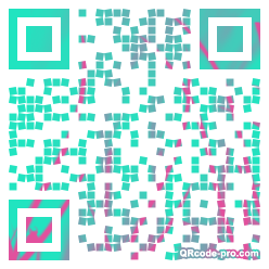 QR code with logo 1smy0