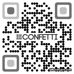 QR code with logo 1spg0