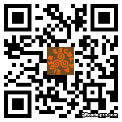 QR code with logo 1stG0