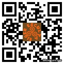 QR code with logo 1stN0