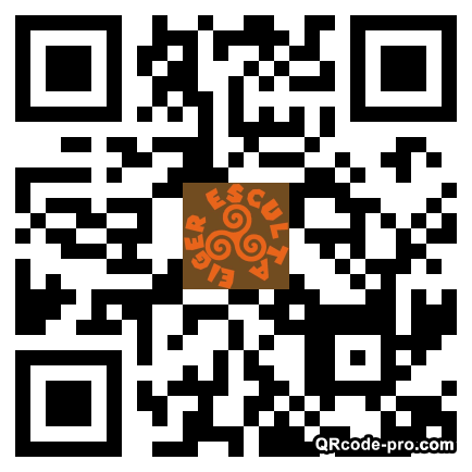 QR code with logo 1stO0