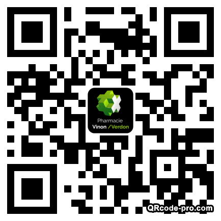 QR code with logo 1t1b0