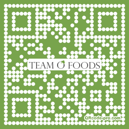 QR code with logo 1t3l0