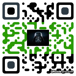 QR code with logo 1t6t0