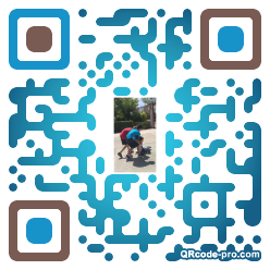 QR code with logo 1t6z0
