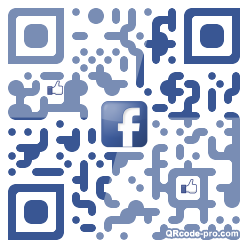 QR code with logo 1t7s0