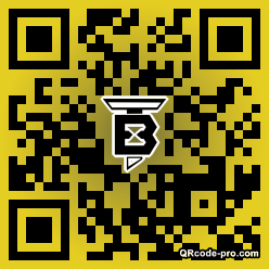 QR code with logo 1tD40