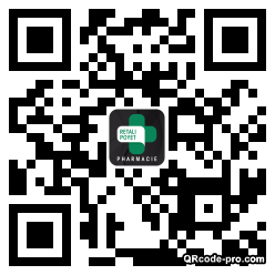 QR code with logo 1tEb0