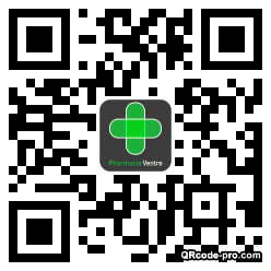 QR code with logo 1tFA0