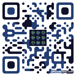 QR code with logo 1tGp0