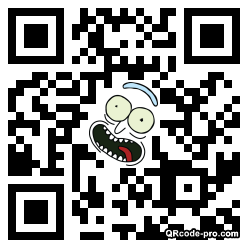QR code with logo 1tHB0