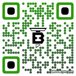 QR Code Design 1tJR0