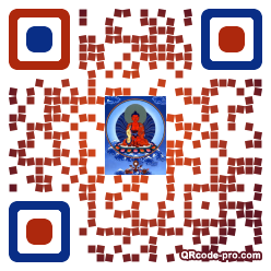 QR code with logo 1tKF0