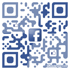 QR code with logo 1tLB0