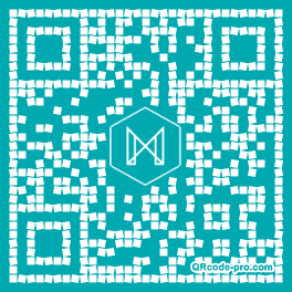 QR code with logo 1tPt0