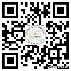 QR code with logo 1tQm0