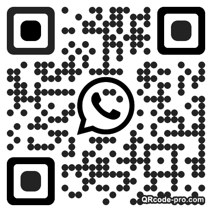 QR code with logo 1tUR0
