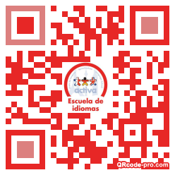 QR code with logo 1tY20